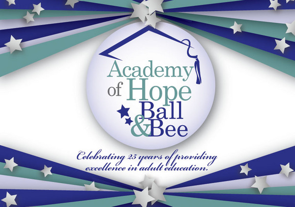 Academy of Hope Ball and Bee
